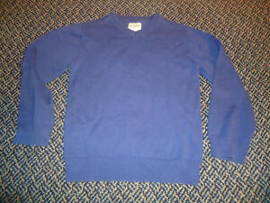 Boys Size 5/6 Lightweight Knit Sweater By ***Children's Place***