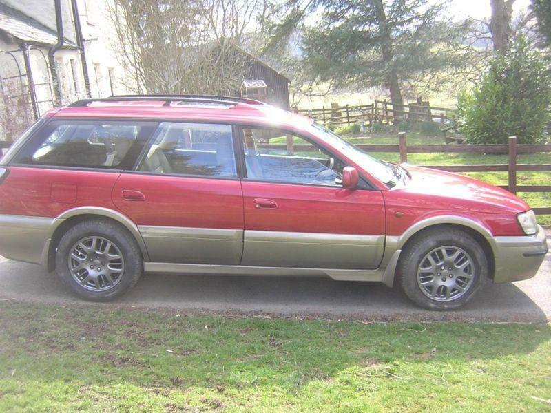 01 subaru legacy outback 3 0 h6 auto luxpack estate. Black Bedroom Furniture Sets. Home Design Ideas