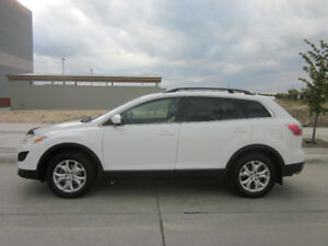 2012 Mazda CX-9 GS All Wheel Drive 7 Passenger