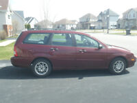 2006 Ford Focus SES ZXW Familiale
