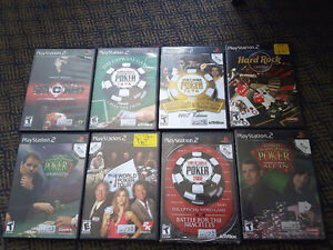Poker games for ps2