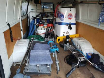 Carpet Cleaning Business for sale. Can start immediately