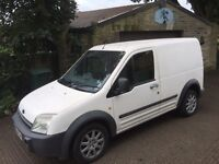 Ford transit connect 12 months mot!! 115 000 miles