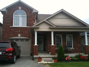 Available November 1st in Courtice 2 bedroom Bungalow Loft