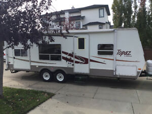 Topaz Triple E Travel Trailer