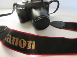 CANON EOS 700 35mm SLR FILM CAMERA WITH CANON EF 35-80mm 4-5.6