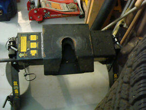 Hijacker SL16 5th Wheel Trailer Hitch