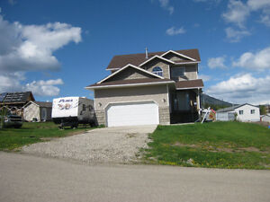 Stunning 2 store house in beautiful Grande Cache