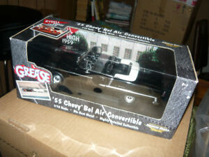 :Still Available NIB GREASE 1:18 die cast 1955 Chevy Convertable