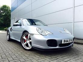 2001 X Reg Porsche 911 996 3.6 Turbo + Manual Gearbox + HUGE SPEC