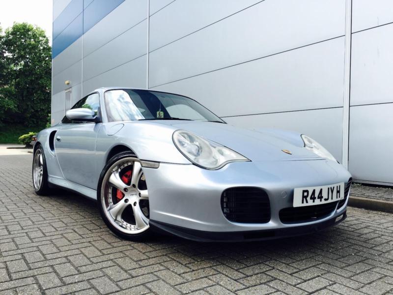 2001 X Reg Porsche 911 996 3.6 Turbo