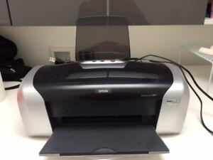 Epson Stylus C88+ Home Color Printer