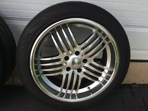 Stamford SSW Rims and Tires