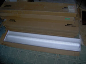 CFI Fluorescent Light Fixtures $5 each or $25 for the lot of 10