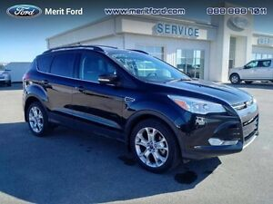 2013 Ford Escape SEL  - one owner - ex-lease - local - trade-in