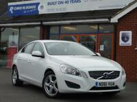 2012 61 VOLVO S60 1.6 DRIVE SE 4DR *£30 RFL* DIESEL