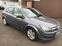 5707 Vauxhall Astra 1.4i 16v SXi Grey 5 Door 65373mls MOT 21m