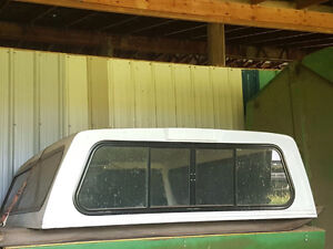 Truck canopy -6 feet, 8 inches in length