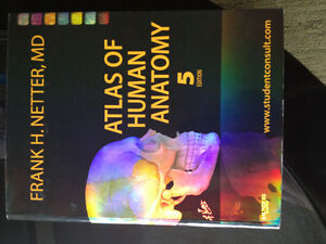 Anatomy books excellent condition