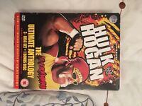 Wwe wwf wrestling DVDs