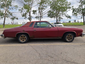 1975 Cutlass Supreme