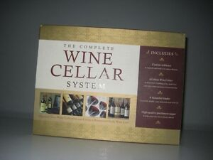 The Complete Wine Cellar System Kit