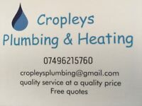 Cropley's Plumbing & Heating, Your Friendly Local Plumber!!