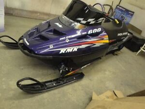 Mint 1999 Polaris 600 RMK
