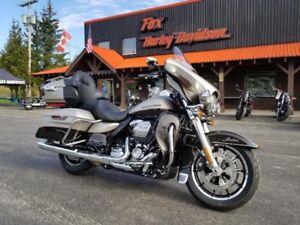 2018 Harley-Davidson FLHTK - Ultra Limited