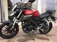 Yamaha MT 125 ABS