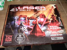 Laser khed 2.0 game