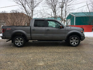 2013 Ford F-150 SuperCrew FX4 5.0L