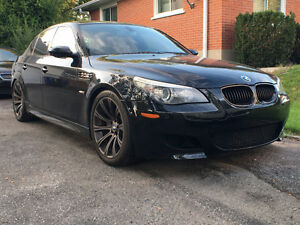 2008 BMW 5-Series M5 MANUAL