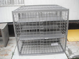 2 Security Lock up cages $150.00 each