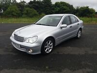 2006 Mercedes C220 Classic *LOW MILEAGE * FMBSH *
