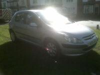 Peugeot 307 1.6 16v 2001 LX