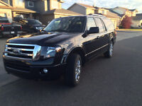 2011 Ford Expedition Limited Max 4WD (7 Passenger)
