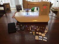 Singer one sewing machine