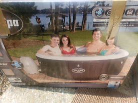 Bestway layz spa hot tub jacuzzi lay z spa DELIVERY COLLECT