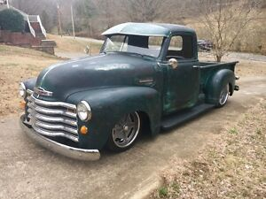 WANTED 50s PATINA TRUCK