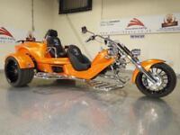 Rewaco RF1-ST2 Tourback Turbo Trike Automatic *BRAND NEW*