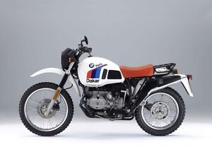 WANTED: BMW R80g/s Paris Dakar