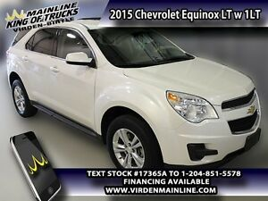 2015 Chevrolet Equinox LT  - Heated Seats - $191.65 B/W