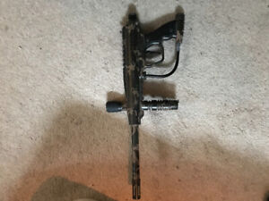 TAC-5m recon paintball gun