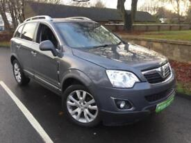 Vauxhall Antara 2.2CDTi SAT NAV AWD SE 4x4 ,LEATHER , 38000 MILES