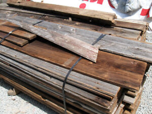 Looking for reclaimed Materials