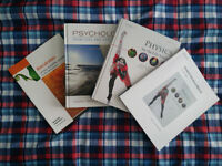 UWO FIRST YEAR SCIENCE FULL PACKAGE + TEXTBOOKS + MORE