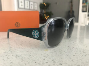 As new ~ Authentic Tory Burch sunglasses Retail $400+