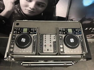 COMPLETE DJ SETUP BY STANTON ONLY $475.00