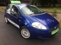 Fiat Grande Punto 1.2 Active, Low Mileage !